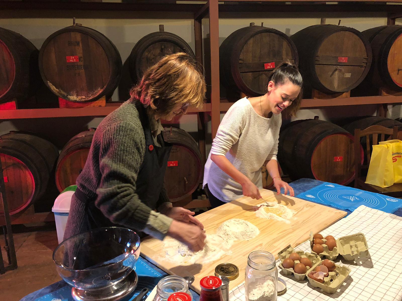 Cooking Class cantina manduria